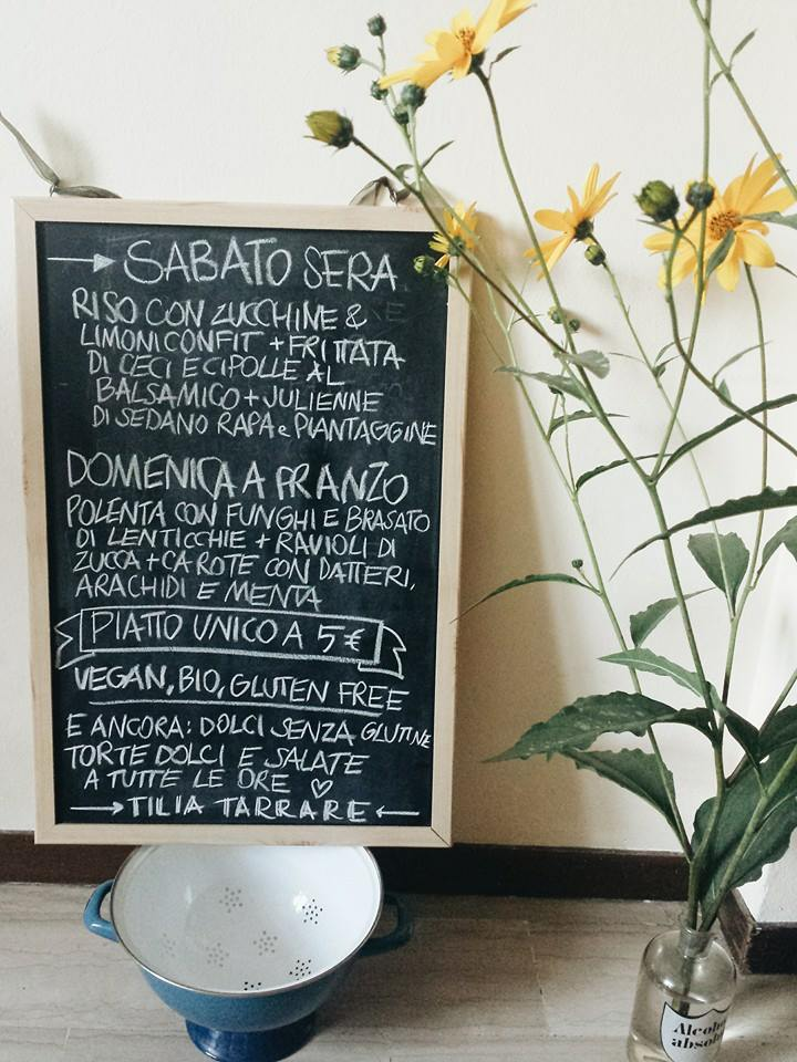 menu liber